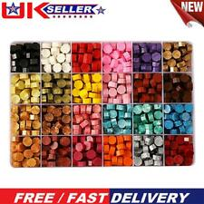 More details for 200~760 sealing wax beads hot colors for retro seal stamp letter stamps wedding