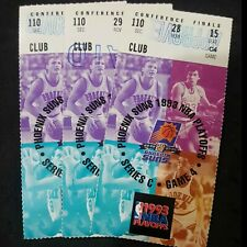 1993 NBA WESTERN CONFERENCE FINALS PHOENIX SUNS (3)  GAME 7 TICKET STUBS