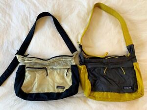 Two Patagonia Tote Shoulder Bag Light Weight Travel