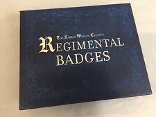 Warhammer 40k The Sabbat Worlds Crusade Regimental Pin Badges Limited Edition