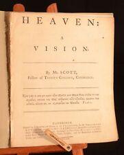 1760 Heaven A Vision Mr Scott Trinity College Disbound