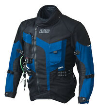 IXS Motorcycle Jacket Textile jacket Stunt Airbag Size L - waterproof Membrane