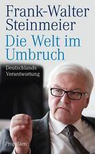 Flugschreiber: Notizen aus der Außenpolitik in Krisenzeiten von Steinmeier, Fran