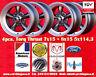 4 cerchi Torq Thrust 7x15 8x15 5x114 Buick Chrysler Dodge Ford Lincoln Mercury
