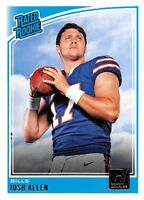 2018 Donruss Football Rookie Card RC Singles - You Choose