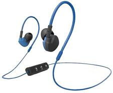 Hama - 00177096-Active BT CLIP-ON SPORT Auricolari Bluetooth, Blu