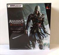 "Assassin's Creed IV 4 Black Flag Edward Play Art Kai action figure ""NEW"" SEALED"