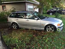 2000 BMW 323i Sports Stationwagon 167k Manual E46 6 cyl 2.5L --- MAKE OFFER ---