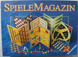 Ravensburger - Spielemagazin - 263011 - Spiele Magazin - Malefiz - Fang den Hut