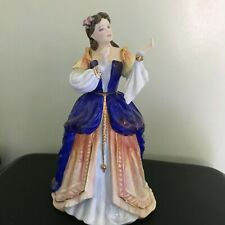 ROYAL DOULTON LIMITED EDITION FIGURINE DESDEMONA HN 3676 SHAKESPEARE LADIES