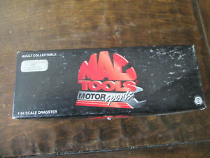 GATORNATIONAL MAC TOOLS 1997 1:64 SCALE DRAGSTER LIMITED EDITION 1/1000