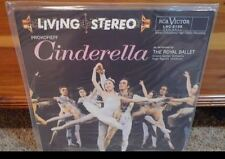 Classic Records Royal Ballet/Covent Garden Orch. Prokieff Cinderella ls2135  LP
