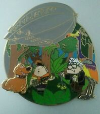 Up Fantasy Tales Kevin Carl Dug Russell  Disney limited pin 50