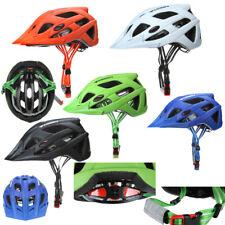 GUB Verstellbarer Fahrradhelm Mountainbike Helm mit Brille Visier Unisex