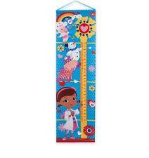 New Disney Store Doc Mcstuffins Lambie Stuffy Growth Chart Kids 48 Grow Stickers