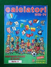 Album CALCIATORI 1978-1979 78-79 , Ristampa L' Unita' , Figurine Panini Serie A