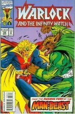 Warlock and the Infinity Watch # 28 (Avengers, cards) (USA, 1994)