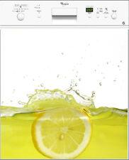 Adesivo lavastoviglie elettrodomestici decocrazione cucina Limone 60x60cm ref
