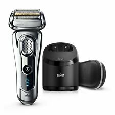 Braun Series 9 Mens Cordless Electric Shaver With Case 9296CC