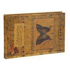 Unique Large Photo Album 4x6 Pockets NEW RETRO picture leather antique 192 pic