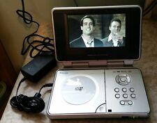 "Venturer DVD Video Player, PVS177W, 7"" Widescreen Portable DVD Player -DC / AC"