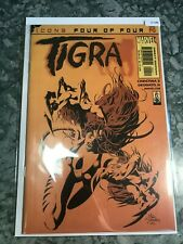 Tigra 4 - High Grade Comic Book - L1-196