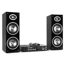 Ltc Karaoke Star 3D-Bt Bluetooth Usb Microfoni 2 Altoparlanti Un Amplificatore