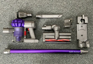Dyson V6 Animal Cordless Vacuum Cleaner Sellers Refurbished New Battery