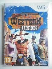 Western Heroes Jeu Vidéo Wii