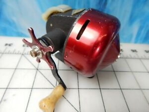 vintage Fishing Reel ABU Matic 60 Sweden Garcia Casting lure rod collectible