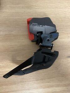 SRAM Force eTap AXS 12 Speed Front Derailleur - Gloss Black Braze on