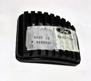★ NEW NOS Genuine Ford Sierra Cosworth RS500 Merkur XR4Ti Brake Pedal Rubber Pad