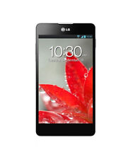 AT&T Red Pocket Tracfone Wing Jolt LG Optimus G E970 16GB 2GB 4G GSM Very Good