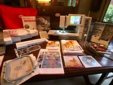 Bernina artista 730 Sewing Machine with Embroidery Module & Luggage