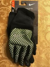 MENS NIKE THERMA-FIT ELITE 2.0 RUNNING/COURSE GLOVES SZ. M
