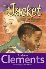 The Jacket by Andrew Clements (2003, Paperback)