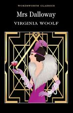 Mrs Dalloway Virginia Woolf (Paperback, 1996) Wordsworth Book New Free UK Post