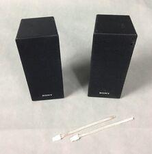 2 Sony Front/Surround Lautsprecher: SS-TSB105: Heimkino BDV-E280/T28 HT-SS380 #14
