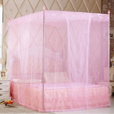 Fashion Princess Lace Canopy Mosquito Net No Frame for Twin Full Queen King Bed