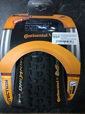 Continental MountanKing 2.2 Protection 29er Black Chili Compound Folding Tire