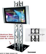 CedarsLink TRUSS PLASMA STAND 6.56' BOX TRUSS PLASMA TV STAND 100% ALUMINUM