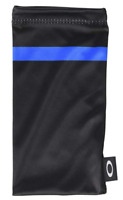 Oakley SI Thin Blue Line 1* Sunglasses Hdo Microfiber Cleaning Bag Pouch New