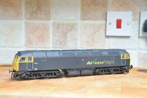 Bachmann Class 57 Advenza Railfreight blue livery pro-repaint