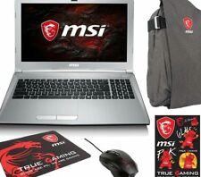 MSI PL62 7RC Ordinateur Portable De Jeux i5 avec NVIDIA GeForce MX150 2 Go 8 Go RAM 1 To