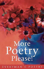 """""""VERY GOOD"""" Various, More Poetry Please: Popular Poems from the Bbc Radio 4 Prog"""
