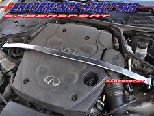 Front Aluminum Strut Tower Bar for 03-06 Infiniti G35 Sedan & 03-07 G35 Coupe