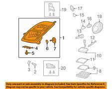 TOYOTA OEM 06-09 Prius-Headlight Head Light Headlamp 8114547170