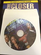 The Closer - Season 2, Disc 3 REPLACEMENT DISC (not full season)