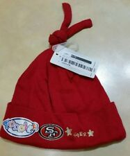 San Francisco 49ers Toddler Hat Cap Beanie New