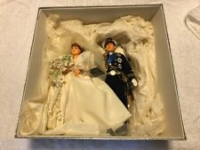 Peggy Nisbet Royal Wedding 1981 Prince Charles and Lady Diana Dolls